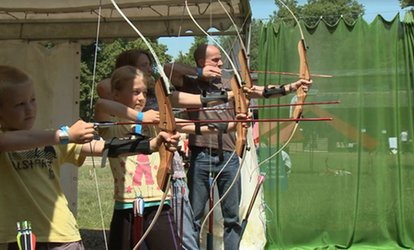 image for 90-Minute Archery Experience for Two or Four with Active Nation (Up to 53% Off)