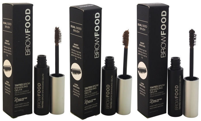 LashFood BrowFood Tinted Brow-Enhancing Gelfix (0.20Oz.)