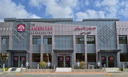 1, 3 or 5 Tanning Sessions at The American Surgecenter, Abu Dhabi
