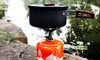 Trend Matters Outdoor Camping Gas Stove: Trend Matters Outdoor Camping Gas Stove