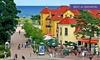Strand Residenz Karlshagen - Strand Residenz: Usedom: 7 Tage für 2, 4 oder 7 Personen im Apartment mit Endreinigung in der Strand Residenz Karlshagen