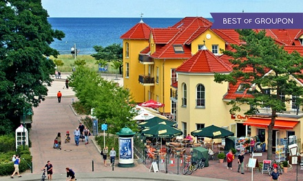 Usedom: 7 Tage für 2, 4 oder 7 Personen im Apartment mit Endreinigung in der Strand Residenz Karlshagen