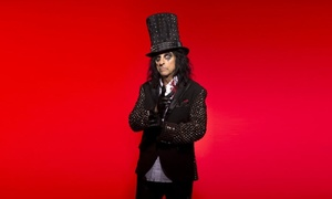 Alice Cooper: Alice Cooper on Saturday, August 6, at 8 p.m.