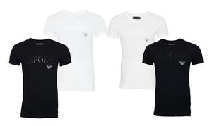 Pack 1 / 2 T-Shirts Emporio Armani