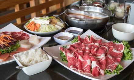 $40 Value Toward Sushi and Shabu Shabu