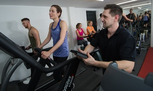 Fitness Rush: One-Month Gym Membership at Fitness Rush (41% off)