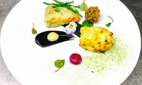 Fine Dining Indian Two Course Meal for Two or Four with Optional Glass of Prosecco at Chakra (Up to 61% Off)