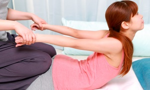 The Body Mechanic: 60- or 90-Minute Thai Massage at The Body Mechanic (59% Off)