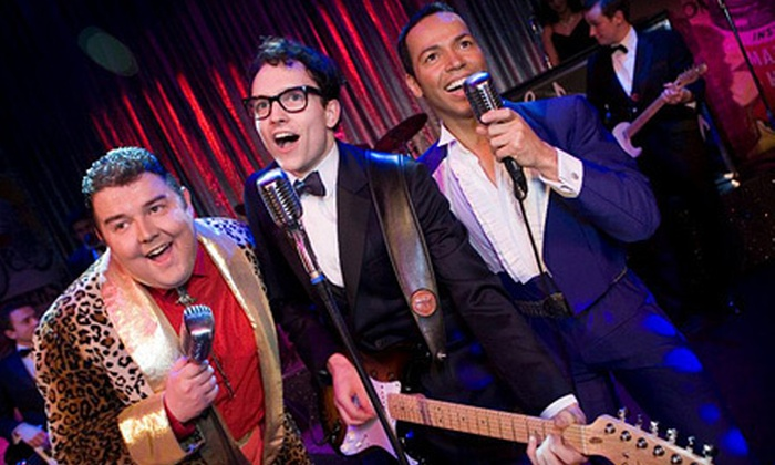 """""""Buddy - The Buddy Holly Story"""" - Randolph Theatre: $49 for Two to See """"Buddy: The Buddy Holly Story"""" Live Onstage at The Randolph Theatre in Toronto (Up to $98 Value)"""