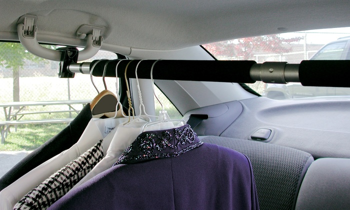 Car Clothes Hangers (Two Pack) | Groupon Goods
