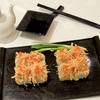 Sushi Platter with a Drink at Al Ain Palace Hotel