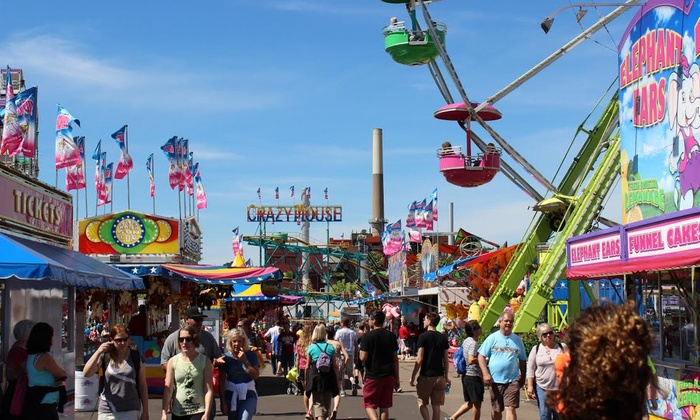 Palisades Fair - West Nyack: Admission for Two, Four, or Six to the Palisades Fair (Up to 46% Off). Three Options Available.