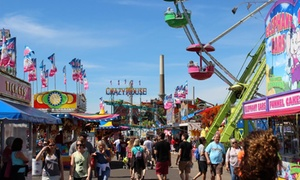 Palisades Fair: Admission for Two, Four, or Six to the Palisades Fair (Up to 46% Off). Three Options Available.