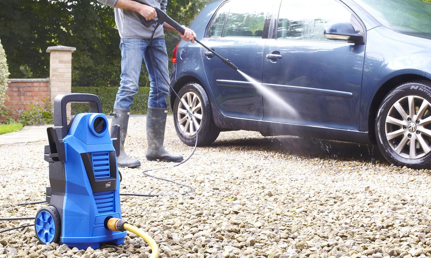 Neo High Pressure Washer with Optional Cleaning Brush With Free Delivery