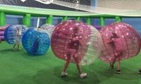 Fútbol burbuja indoor para hasta 8 o 12 personas con opción a menú desde 29,95€ en Mallorca Bowling
