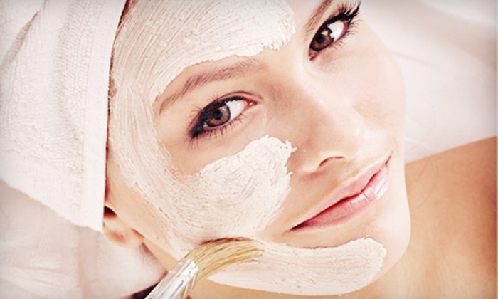 Nadwa Hair Spa - West Bloomfield: Anti-Aging Facial with Eye-Contour Treatment or 60-Minute Relaxation Massage at Nadwa Hair Spa (Up to 69% Off)