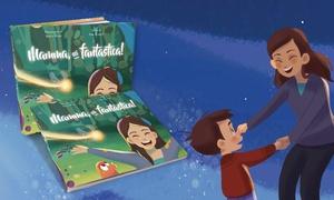 """The Story Tailors - Libro per la festa della mamma: Libro personalizzato per bambini, """"Mamma, sei fantastica!"""" o """"Nonna sei fantastica!""""offerti da Story of My Name"""