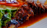 Two-Course Caribbean Meal with Soft Drinks for Two or Four at Didis Dining (Up to 52% Off)