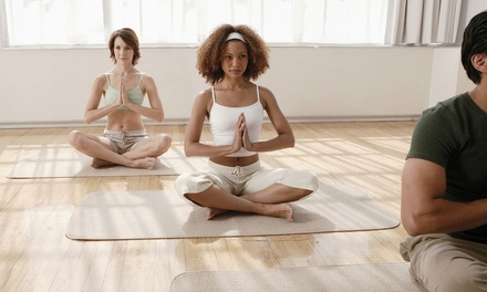 10, 20, or 30 Yoga Classes at Get Fit Yoga (Up to 81% Of)