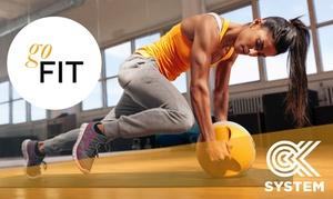 OK System : OK System: siłownia, basen, fitness i inne: Pakiet Sportowy goFIT od 125 zł – ponad 4000 obiektów w 1 pakiecie