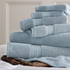 100% Egyptian Cotton Towel Set (6-Piece)
