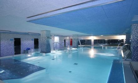 Circuito termal para 2 personas con opción a masaje relajante desde 19,90 € en SpaGym Natural - Hotel FrontAir Congress