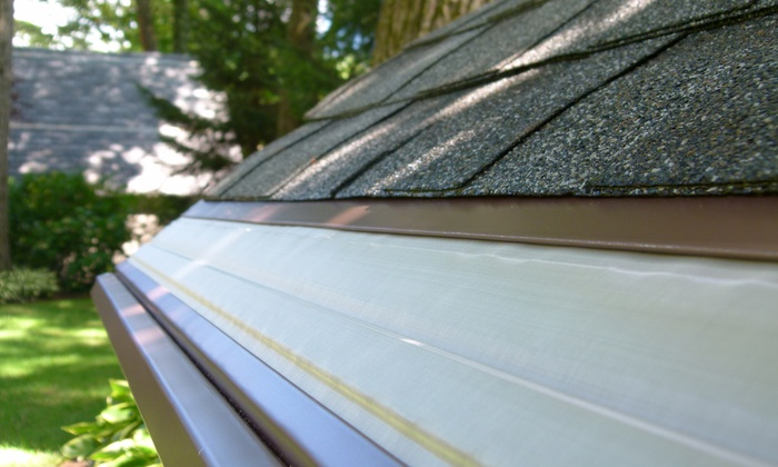 MasterShield - Wollochet: $99 for $500 Towards Gutter Protection from MasterShield