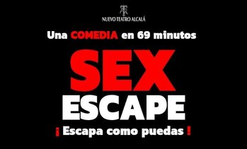 "Entrada al espectáculo ""Sex Escape"""