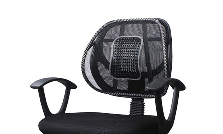 $19 for Two Mesh Back Support Cushions