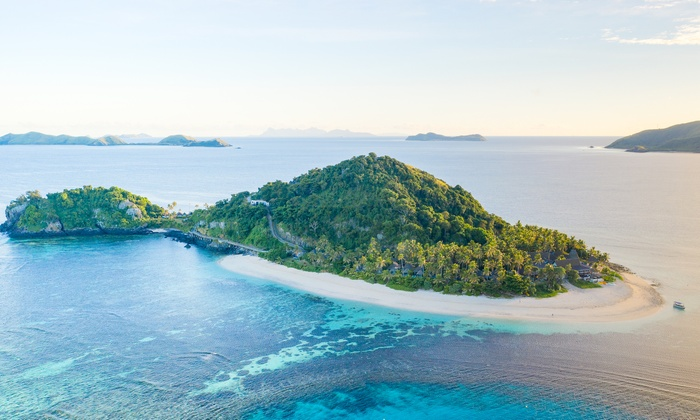Matamanoa Island Resort Up To 15 Off Groupon Travel