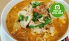 Noodle or Laksa with Soft Drink