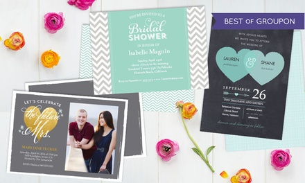 Custom Wedding Invitations and Save the Date Cards at Staples (Up to 41% Off)