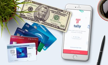 $0 for $50 to Pay Your Credit Cards with Tally