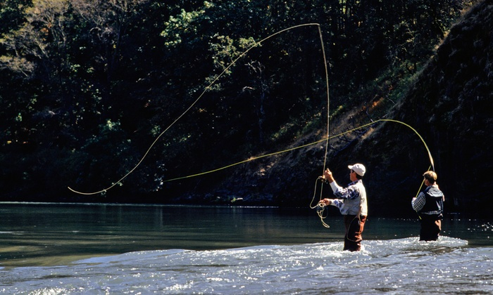 Kirks Fly Shop - Estes Park: $99 for a Four-Hour Guided Fly-Fishing Trip from Kirks Fly Shop ($195 Value)