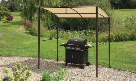 Barbecue Gazebo with Canopy Roof With Free Delivery
