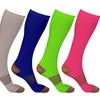 Unisex Copper-Infused Knee-High Compression Socks (3-Pack)