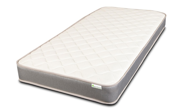 Sprung Mattress with Memory Foam Layer