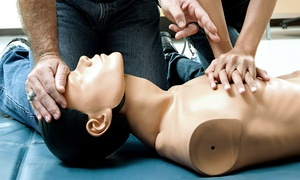 Dental Studies Institute of New Jersey: CPR Certification Course for One, Two, or Four at Dental Studies Institute of New Jersey (Up to 60% Off)