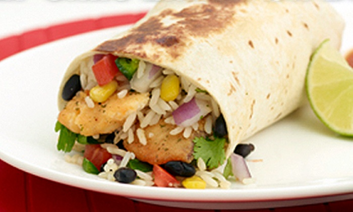 Quesada Mexican Grill - Burnaby Mountain: $7 for $14 Worth of Burritos, Tacos, and Quesadillas at Quesada Mexican Grill