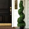 Pure Garden UV-Resistant Artificial Indoor-Outdoor Trees