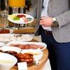 Frühstücks-Buffet am Sonntag