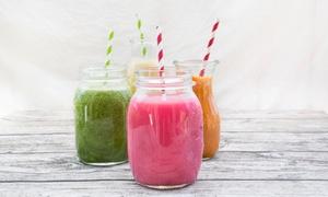 Juice Point: 3 oder 5 Smoothies mit Joghurteis oder Fruchtsorbet bei Juice Point (bis zu 32% sparen*)