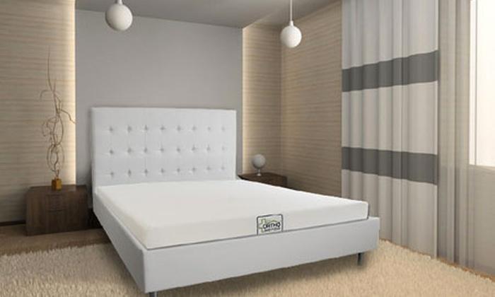 cadre de lit avec ou sans t te de lit et matelas. Black Bedroom Furniture Sets. Home Design Ideas