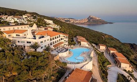 Sardegna 4*: 7 notti in pensione completa e spiaggia Castelsardo Resort