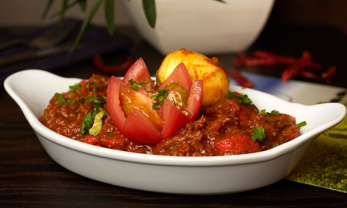 Mustard Indian Kitchen - Hornchurch: Two-Course Meal With Rice or Naan For Two or Four from £15 at Mustard