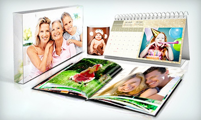 Printerpix: Photo Books, Prints, Calendars, and More from Printerpix (Up to 75% Off). Three Options Available.