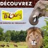 Entrée au Zoo de Thoiry