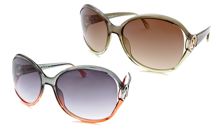 Michael Kors Women's Sunglasses: $59.99 for 1 Pair of Michael Kors Women's Sunglasses ($250 List Price). Multiple Colors. Free Shipping and Returns.