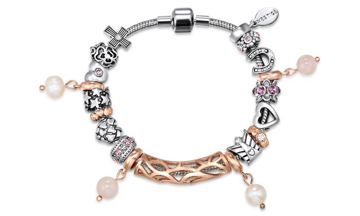 Mestigé Cherished Bracelet Elegant Appearance Jewelry & Watches
