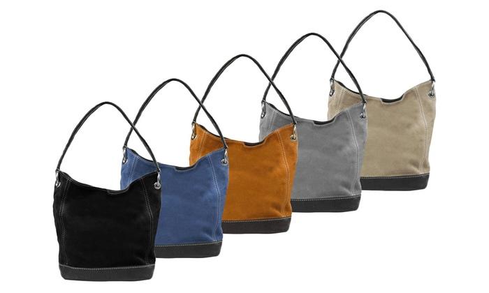 Groupon Goods Global GmbH: Sac à main Candice pour femme
